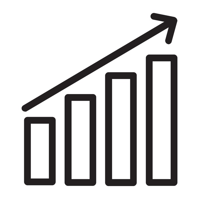 See more icon inspiration related to stats, bar graph, statistics, seo and web, bar chart, bars chart, business and graphic on Flaticon.