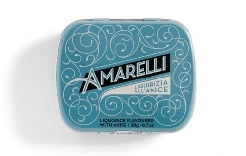 Tumblr #packaging #angelini #design #tin #vintage #amarelli