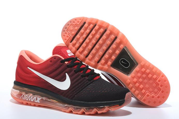 best cheap 7c1ed 4fddc ... authentic knitting line all palm nano drop plastic technology mens air  max 2017 sports shoes black