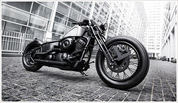 Yamaha XVS400 'Atlas' Bandit9 Pipeburn Purveyors of Classic Motorcycles, Cafe Racers & Custom motorbikes #yamaha #motorcycle