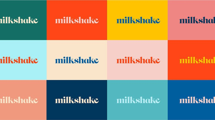 Milkshake - Mindsparkle Mag Milkshake is a mobile Insta website maker designed by Sophie Dunn. #logo #packaging #identity #branding #design #color #photography #graphic #design #gallery #blog #project #mindsparkle #mag #beautiful #portfolio #designer