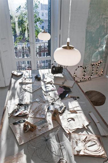 "The Design Chaser: Objetos Perdidos | ""Lost"" in Madrid #interior #design #decoration #deco"
