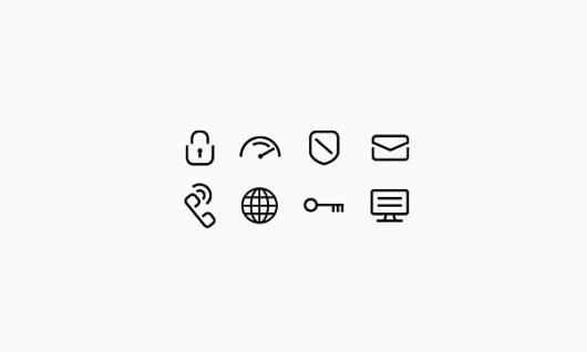 Portfolio | Logo, Brand and Packaging Designer Richard Baird #baird #icons #pictograms