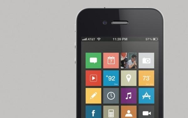 BLOG #iphone #interface