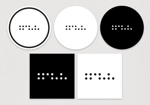 Tycho sticker-packs-2 #tycho #white #stickers #black #dots #hansen #iso50 #and #scott