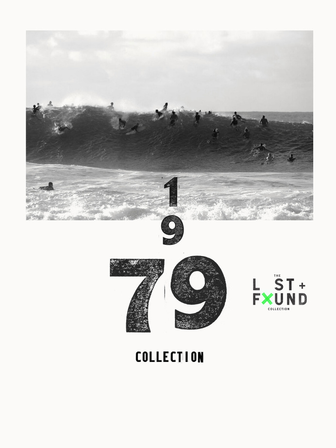 surf, lost, found, black and white, vintage