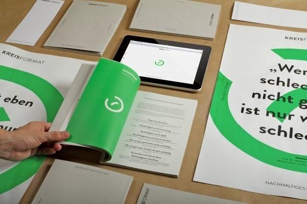 Kreisformat #design #graphic #editorial #branding
