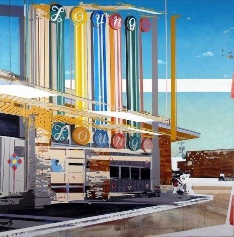 """""""Sign of the Times"""" Paintings by Kim Cadmus « ArtStormer #pantings"""