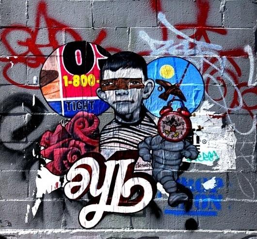 El Sol 25   Brooklyn Street Art   Maintain #graffiti #el #sol #paso #brookyln