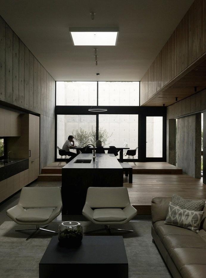 Concrete Box House - Robertson Design 5