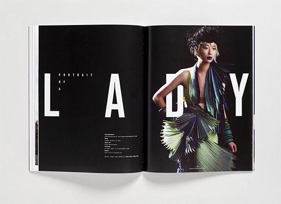 Poster Magazine by Toko Design – Inspiration Grid | Design Inspiration