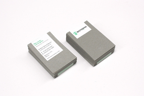 Biotermik business cards #print #cards #business