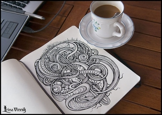 Sketchbook on the Behance Network #illustration #sketchbook