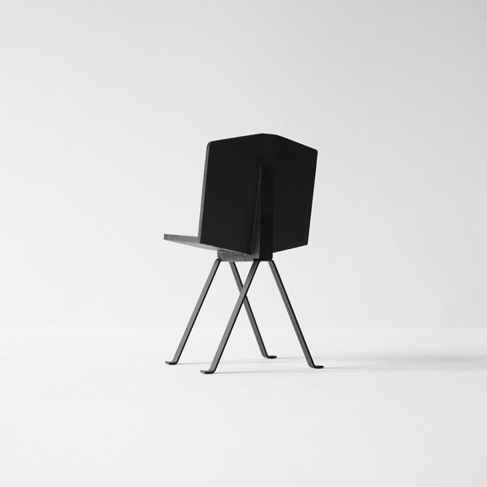 Piraeus Chair by Leonard Kadid
