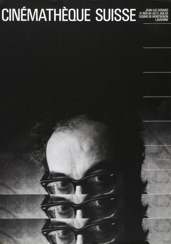 Werner Jeker, Cinémathèque Suisse, CH 1984 #poster