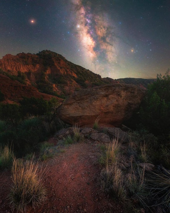 Astrophotography and Night Sky Photography by Matt Smith