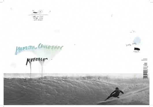 Monster Children » Magazine #surf #book #monster #type #children