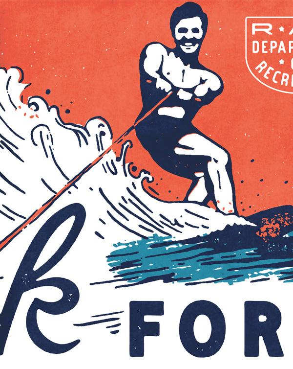 Dodge_web_1c.jpg #dodge #illustration #retro #typography