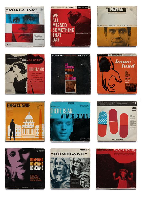 Ty Mattson Homeland Jazz Record Covers #cover #lp #vinyl #homeland