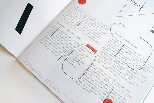 mediaPro — Brochure on the Behance Network #design #graphic #brochure #typography