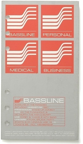 Paradiso / Bassline 2 - Experimental Jetset