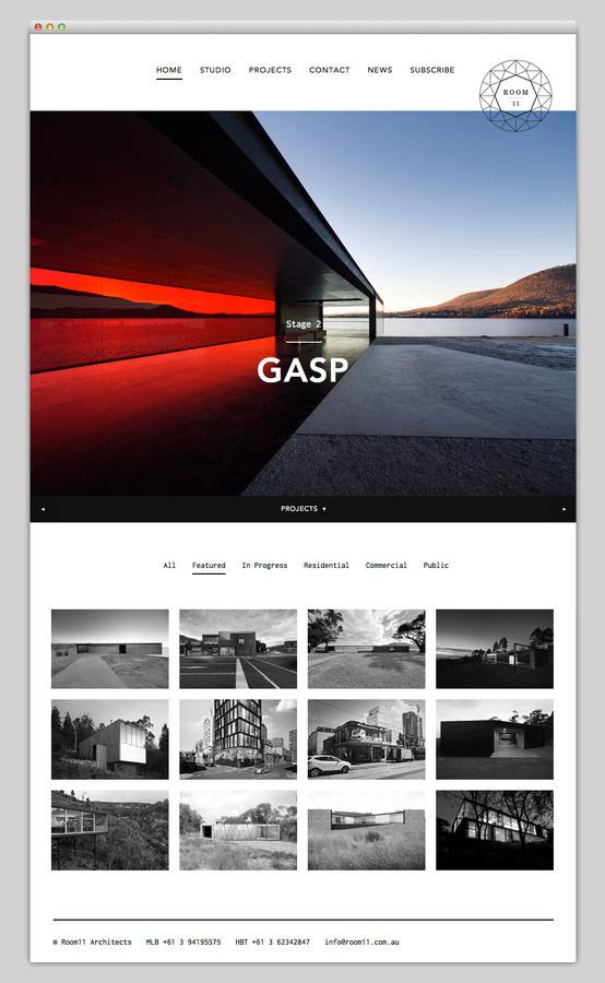Room 11 #website #layout #design #web