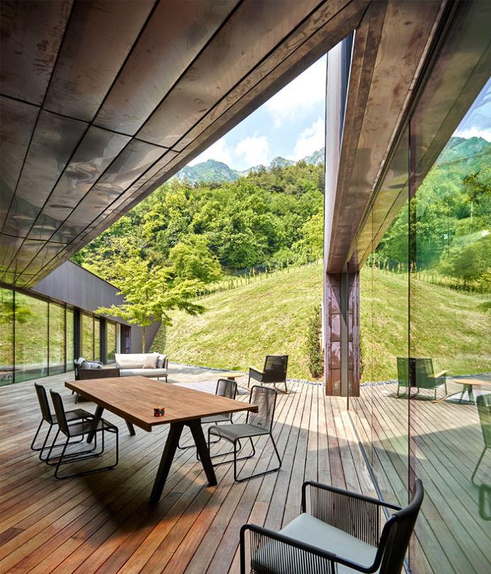Residence by Camillo Botticini Architetto - #architecture, #house, #home, #decor, #interior, #homedecor,