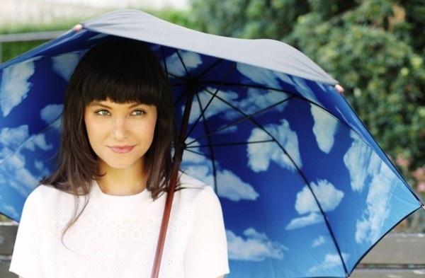 Sky Umbrella #umbrella