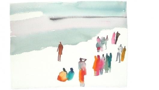 Lara Harwood : India #illustration
