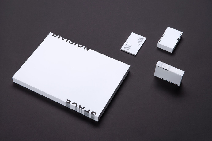 Inhouse | Space Division #print #stationery