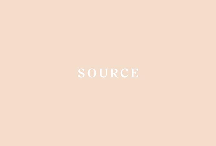 Source Skincare by Studio Crême #logotype #logo #mark