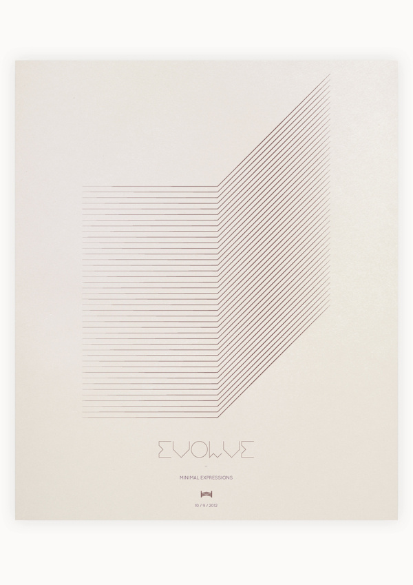 Minimal Expressions #evolve #expression #minimal #poster
