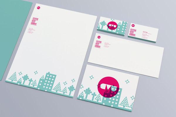CVU Louis Beaudoin #stationary #branding #print #spa #logo