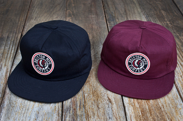 Brixton Holiday 2012 Product 03 #fashion #mens #hats