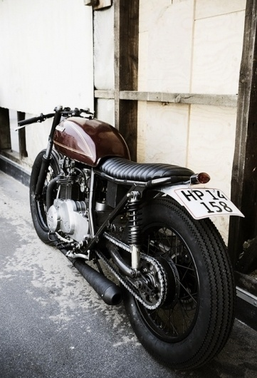 Convoy #restoration #motorbike #vintage