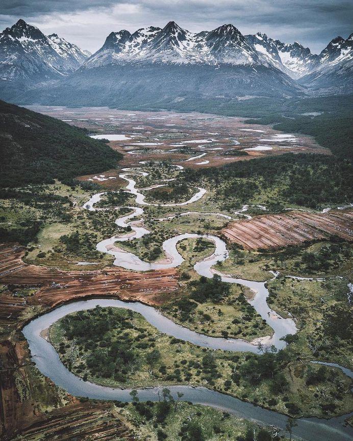 Amazing Travel Landscape Photography by Johannes Hulsch
