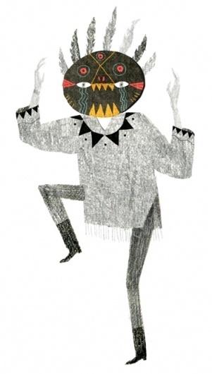 Art Hound #illustration
