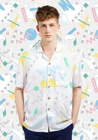 It's Nice That : ASOS and It's Nice That: Hawaiian Shirts