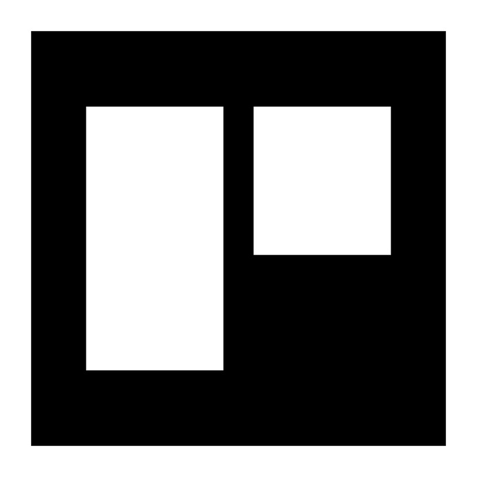 See more icon inspiration related to trello, square, essentials, logotypes, logo, rectangles, symbol and symbols on Flaticon.