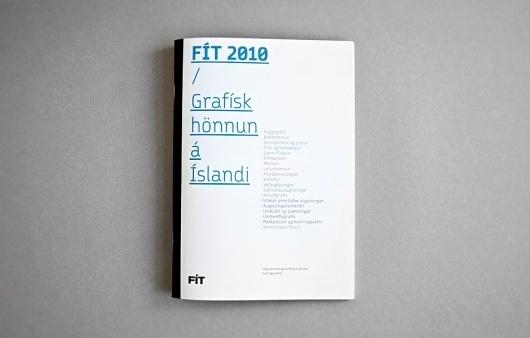 Work of Ragnar Freyr / Graphic Design / Reykjavik, Iceland #branding #fit #design #graphic #freyr #minimalist #ragnar #typography