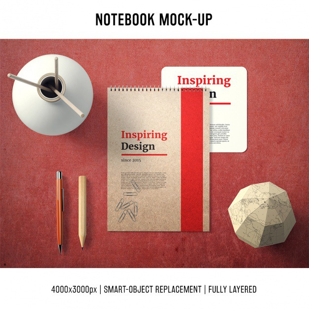 Notebook mock up template Free Psd. See more inspiration related to Mockup, Template, Web, Website, Notebook, Mock up, Templates, Website template, Mockups, Up, Web template, Realistic, Real, Web templates, Mock ups, Mock and Ups on Freepik.