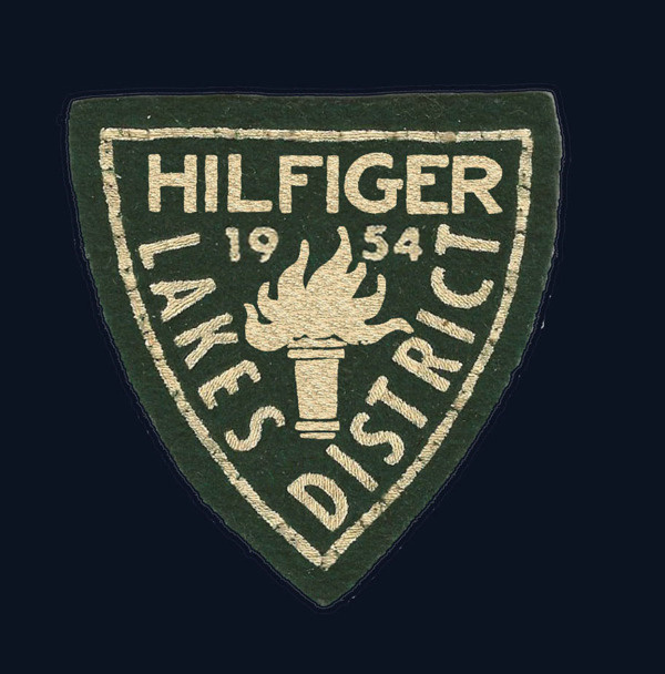 Hilfiger Patches on Behance #patch #badge #vintage