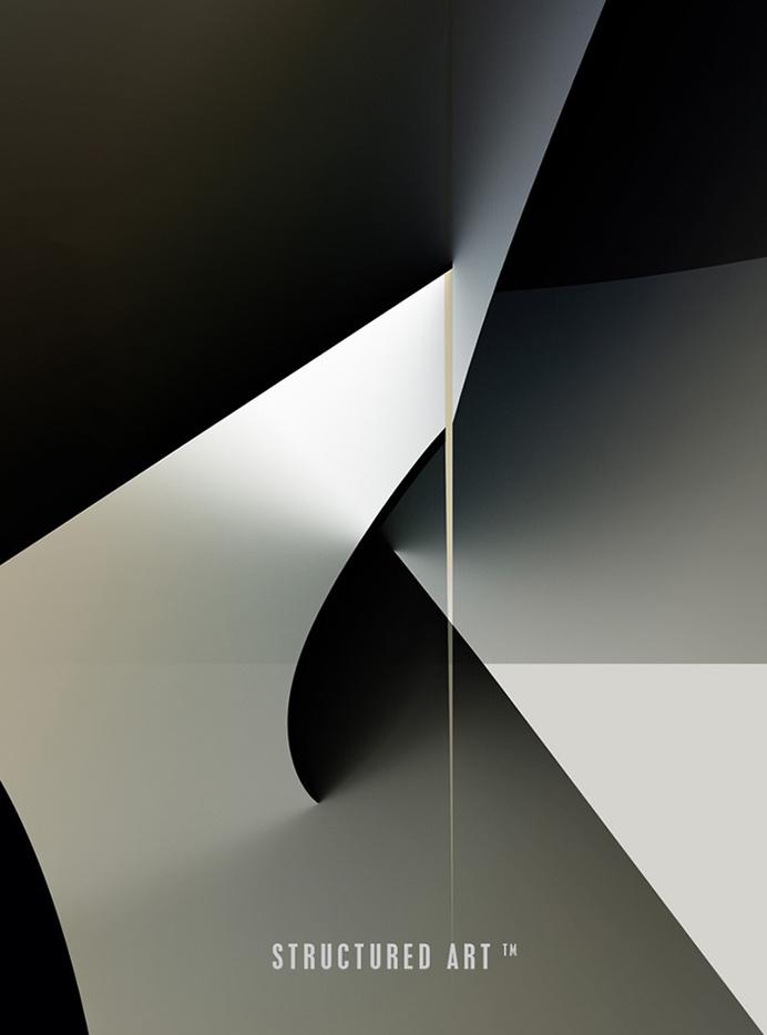 Cut it Close #black white #art #illustration #gradation #scale #graphic #focused #energy