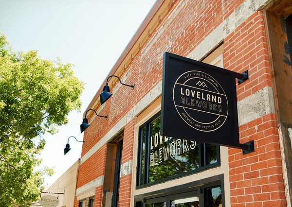 Manual — Loveland Aleworks #sign