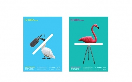 Uniform: Abandon Normal Devices / Collate #poster