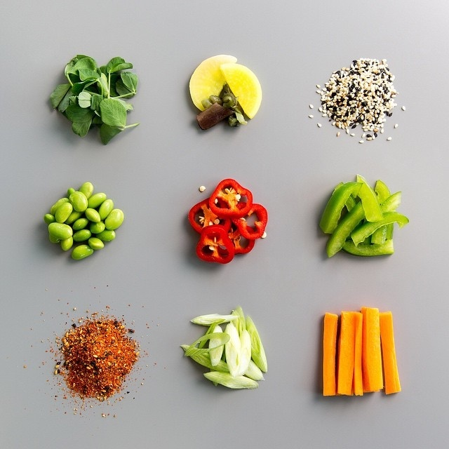 Wagamama   Food Styling