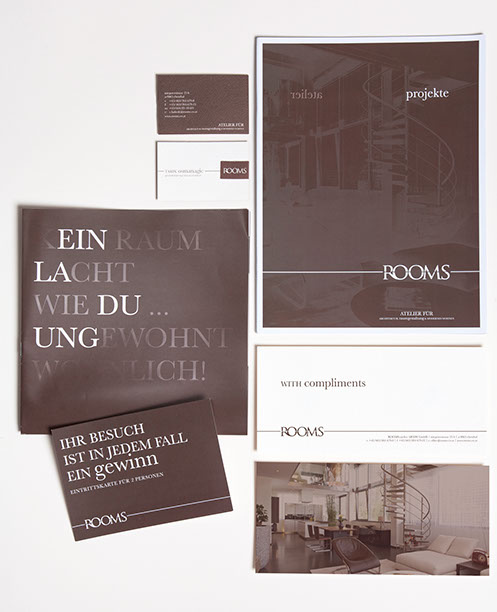 ROOMS Interior Branding