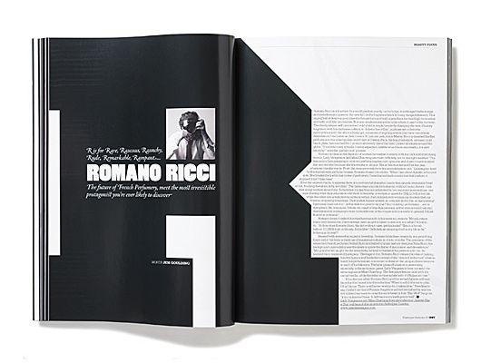Plastique Magazine by Studio8 Design – Inspiration Grid | Design Inspiration