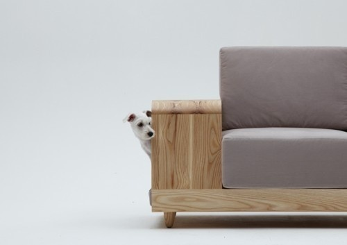 Dog House Sofa By Seungji Mun #furniture #sofa #minimal #dog