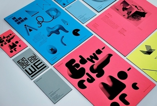 Edwards Moore | COÖP #op #coop #business #card #shapes #co #identity #typography